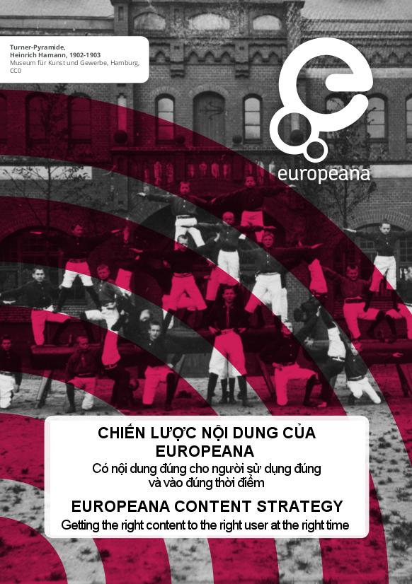 'Chiến lược nội dung của Europeana' - bản dịch sang tiếng Việt