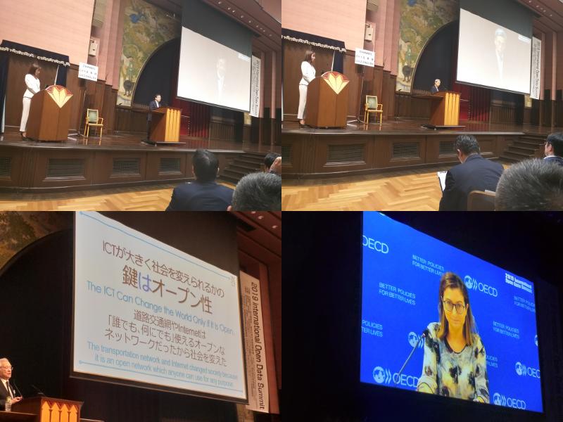 Các diễn giả chính của 2019 International AODP Summit
